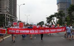 Tin nóng vụ cư dân Ngoại Giao Đoàn phản đối chủ đầu tư: Thanh tra Bộ Xây dựng đã có văn bản gửi thành phố Hà Nội