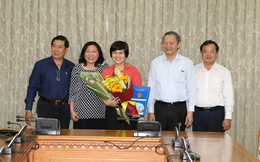Điều chánh văn phòng sở về làm Phó Chủ tịch UBND quận 5