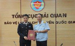 Điều động, bổ nhiệm nhân sự Tổng cục Hải Quan