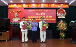 Thái Bình bổ nhiệm hàng loạt lãnh đạo mới