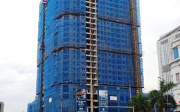 Cận cảnh Dự án giữa trung tâm TP Vinh xây vượt tầng bị yêu cầu cắt ngọn