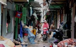 """Những hình ảnh khó tin về """"khu ổ chuột"""" giữa trung tâm TP.HCM"""
