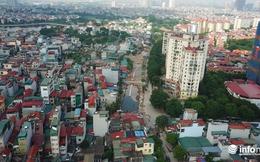 Hà Nội: Đầu tư 1.300 tỷ đồng, 15 năm vẫn chưa làm xong tuyến đường dài 2km