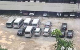 """Tổng cục Thuế """"quên"""" thanh lý 12 xe công"""