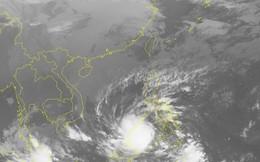 Tối nay bão Tembin mạnh cấp 14 vào biển Đông