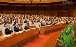 Triệu tập kỳ họp thứ tư, Quốc hội khoá 14