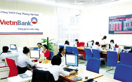 VietinBank báo lãi nửa đầu năm 3.920 tỷ đồng, là ngân hàng thứ 3 có quy mô tổng tài sản vượt mốc 1 triệu tỷ đồng
