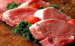 Giá thịt heo tăng, chạm mức 40.000 đồng/kg