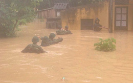 Ảnh: Lũ ống đổ về Điện Biên, thêm 3 người thiệt mạng