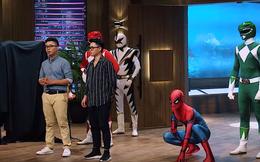 Mang theo Người nhện và 3 anh em siêu nhân, 2 sinh viên ĐH Kiến trúc gọi được vốn hơn 3 tỷ đồng cho dự án Cosplay chỉ sau 5 phút thuyết phục