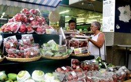 'Gian nan' trái cây xuất khẩu