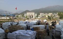 Quảng Ninh: 1,5 triệu kiện thuốc lá tồn kho ngoại quan khu vực biên mậu Móng Cái