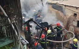 Cháy nhà ở Bình Thạnh, 1 người tử vong