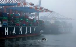 Hanjin chính thức đánh dấu vụ phá sản lớn nhất trong lịch sử ngành hàng hải