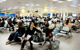 Từ hôm nay 1/11 chậm chuyến bay 6 giờ phải lo ăn, ngủ cho khách