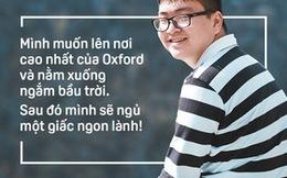 Chân dung 9X Việt đến ĐH Oxford với học bổng 5 tỷ đồng để nghiên cứu về trí tuệ nhân tạo