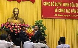 Ông Trương Quang Nghĩa thay ông Nguyễn Xuân Anh làm Bí thư Đà Nẵng