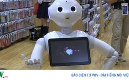 Hàng loạt nhân viên bán lẻ ở Mỹ nguy cơ thất nghiệp vì… robot