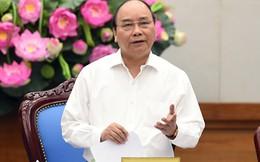 Thủ tướng: Trước mắt chưa đề cập việc tăng các loại thuế, phí