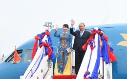 Thủ tướng lên đường sang Philippines dự Hội nghị cấp cao ASEAN 30