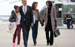 Ái nữ nhà Obama lớn lên như thế nào trong Nhà Trắng?