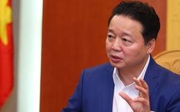 Bộ trưởng Tài nguyên Môi trường lên tiếng về kết luận các cán bộ vi phạm trong vụ Formosa