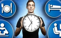 Công thức sống lành mạnh: Ăn, tập, ngủ đảm bảo đồng hồ sinh học vận hành tốt nhất