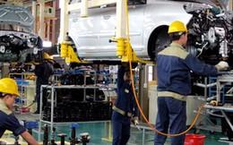 Thuế ô tô giảm - Doanh nghiệp Việt gặp khó