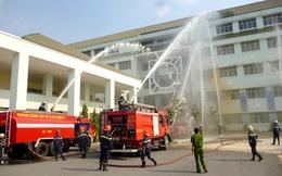 Phòng cháy, chữa cháy chung cư, nhà cao tầng: Còn nhiều bất cập