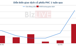 """[Cổ phiếu nổi bật tuần] PHC - cổ phiếu """"hạt tiêu"""" ngành xây dựng"""