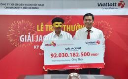Xổ số Vietlott liên tiếp trao giải: Bí ẩn 3 tỷ phú