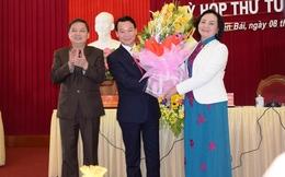 Ông Đỗ Đức Duy được bầu làm Chủ tịch tỉnh Yên Bái