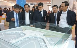 Trình Chính phủ phương án thiết kế nhà ga sân bay Long Thành