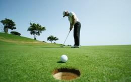 Đam mê golf nhưng quý ông có biết, quả bóng đầu tiên làm từ chất liệu gì không?