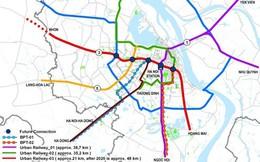 Hà Nội đề nghị vay vốn ưu đãi làm 2 tuyến đường sắt đô thị