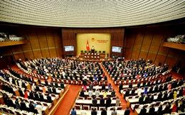 TOÀN CẢNH: Khai mạc kỳ họp thứ 3, Quốc hội khóa XIV