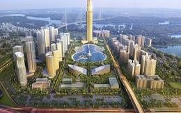 Ảnh: Lộ diện một siêu đô thị thông minh 4 tỷ USD dọc trục Nhật Tân – Nội Bài
