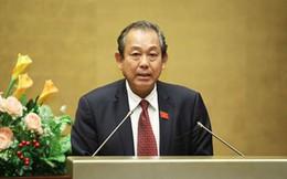 Phó Thủ tướng: Xử lý dứt điểm 12 dự án thua lỗ, thất thoát lớn