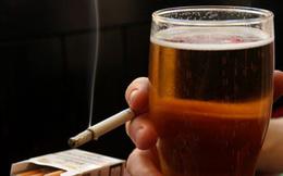 Kiến nghị tăng thuế rượu bia, thuốc lá
