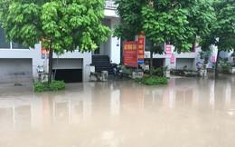 Hàng loạt khu đô thị phía Tây Hà Nội sẽ tiếp tục úng ngập?