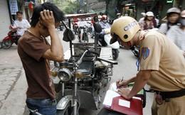 Giữa 2018 khai tử xe 3 bánh 'chui' ở Hà Nội?
