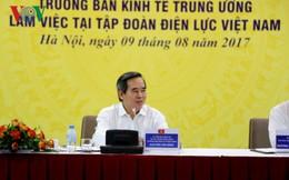 Trưởng Ban Kinh tế Trung ương đề nghị EVN đẩy mạnh cổ phần hóa
