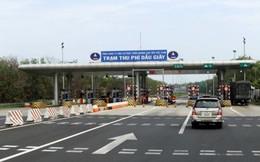 Thu phí không dừng cao tốc TP HCM-Long Thành-Dầu Giây