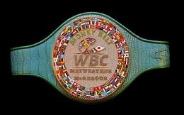 Cận cảnh đai vô địch nạm toàn đá quý dành cho người thắng cuộc trận đấu giữa Mayweather và McGregor