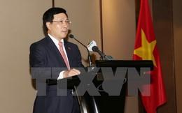 Tổng Bí thư Nguyễn Phú trọng gặp doanh nghiệp Việt Nam và Myanmar