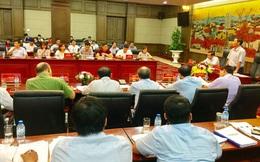 Chủ tịch Hải Phòng đối thoại với doanh nghiệp nợ phí hạ tầng cảng biển