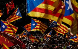 Catalonia sắp tuyên bố độc lập, phe phản đối mạnh lên từng ngày
