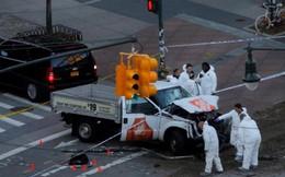 Xác định danh tính kẻ tấn công bằng xe tải ở New York