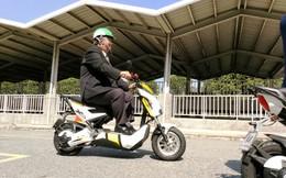 TP HCM thí điểm cho thuê xe máy điện