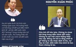 Những phát ngôn ấn tượng tại phiên chất vấn Thủ tướng